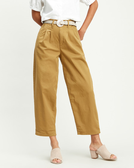 Levi's® Pleated Balloon Hlače